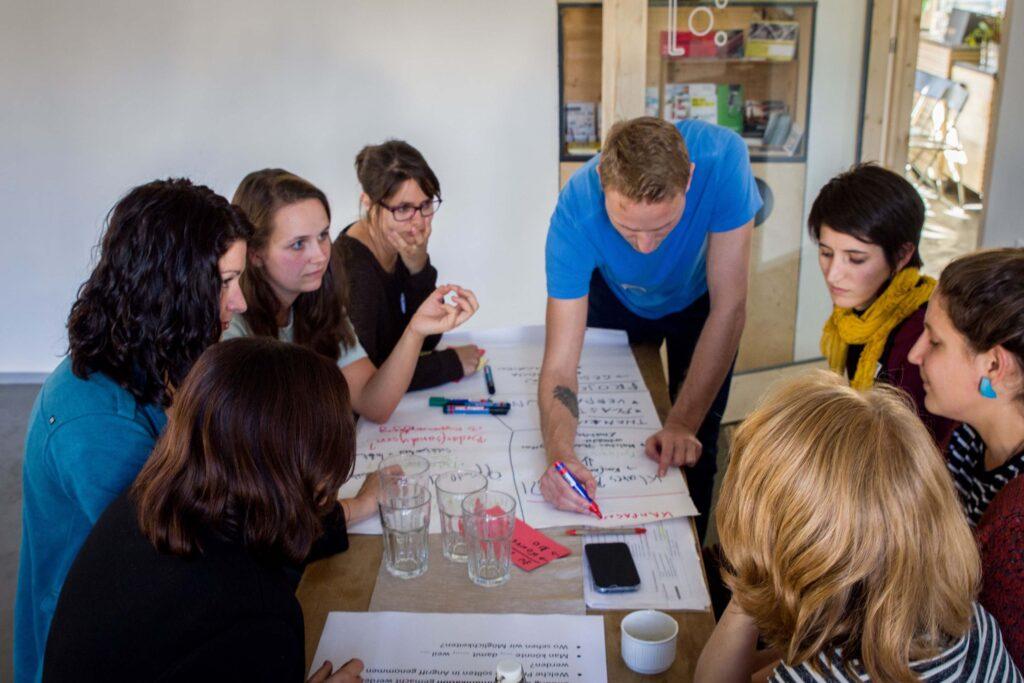 Auftaktveranstaltung Gründung Ernährungsrat Innsbruck