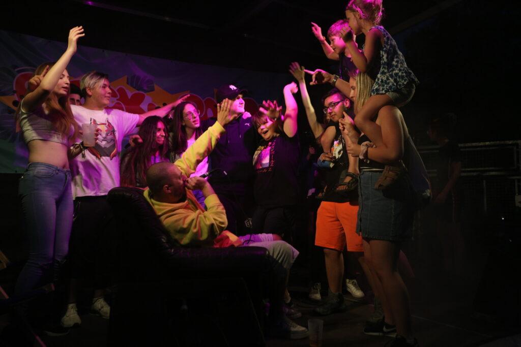 Das Jugendfest im Kulturlabor Stromboli als Green Event