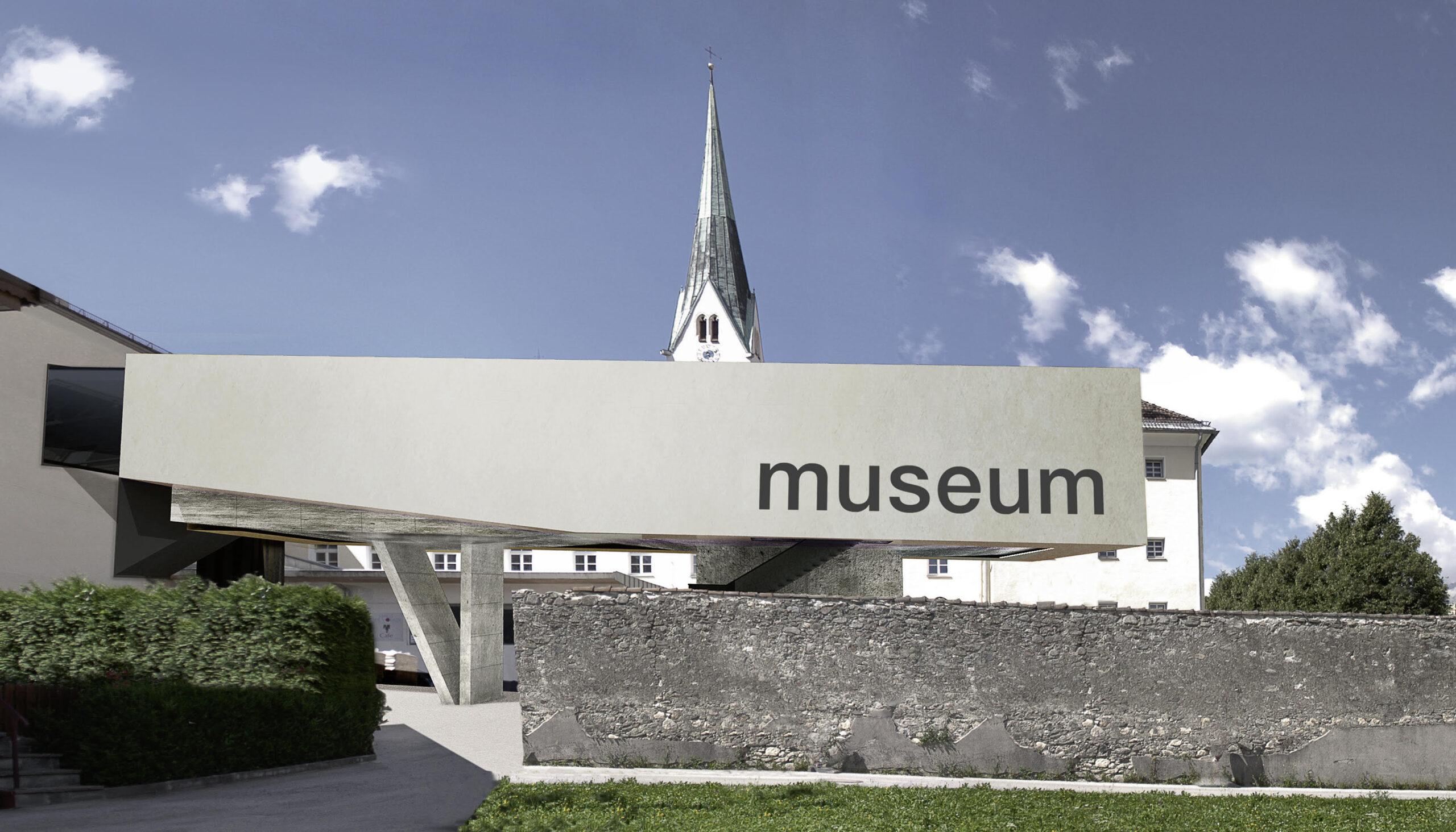 Museum der Völker_Außenansicht